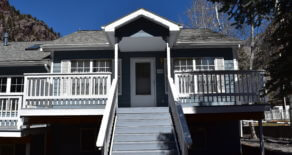 Awesome Corner Townhome in Ouray