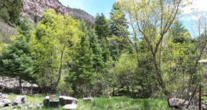 Nice Lot Located in Ouray