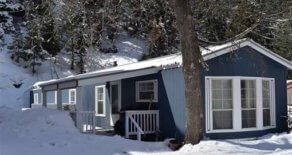 Super Manufactured Home in Ouray