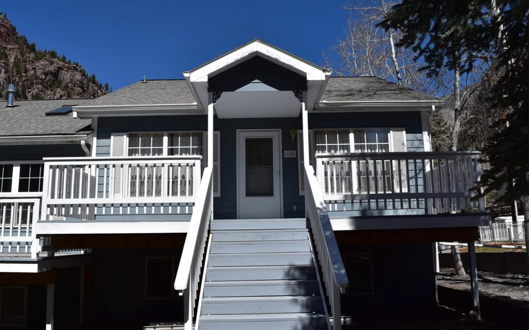 Awesome Townhome in Ouray!